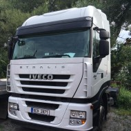 Iveco Stralis Active Space AS 440S45T/P tahač